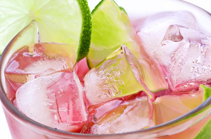 Salmonellen fühlen sich bei Hitze besonders wohl. Auf Reisen in den Süden sollte daher auf Eiswürfel verzichtet werden.   Foto: HLPhoto - fotolia/Nestlé Ernährungsstudio